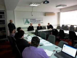 Средба помеѓу АПРЗ и Делегацијата на Европската Унија во РМ